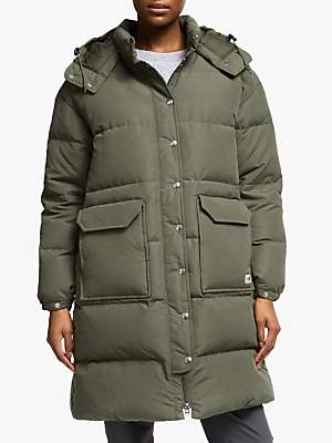 The North Face Down Sierra Women's Insulated Jacket, New Taupe Green