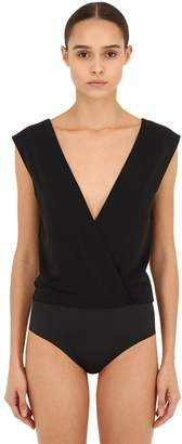 Wolford Gentle Pearl Stretch Bodysuit