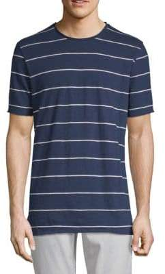 Threads 4 Thought Kane Striped Cotton Tee