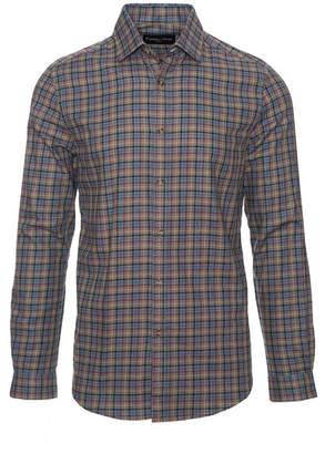 Paisley & Gray Multi Check Slim Fit Shirt