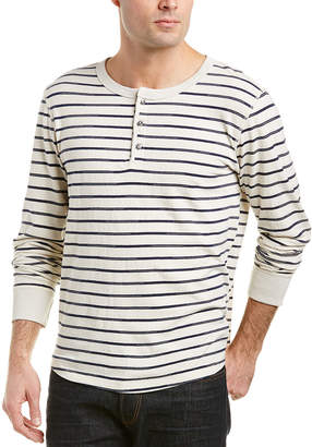 Sol Angeles Vintage Stripe Henley Shirt