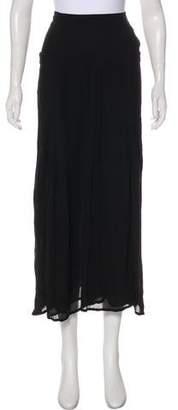 Etoile Isabel Marant A-Line Maxi Skirt
