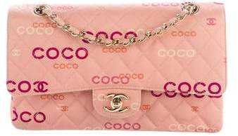 Chanel Classic Medium Coco Double Flap Bag