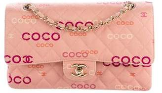 Classic Medium Coco Double Flap Bag