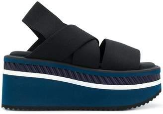 Clergerie platform sandals
