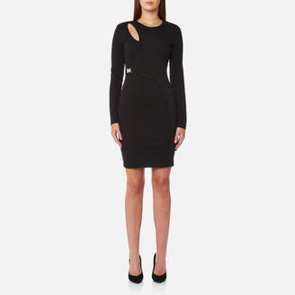 Versace Women's Long Sleeve Dress