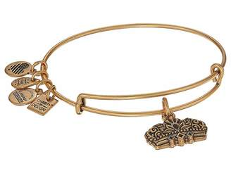 Alex and Ani Charity By Design Queens Crown IV Bangle