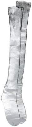 MM6 MAISON MARGIELA knee-length fitted socks