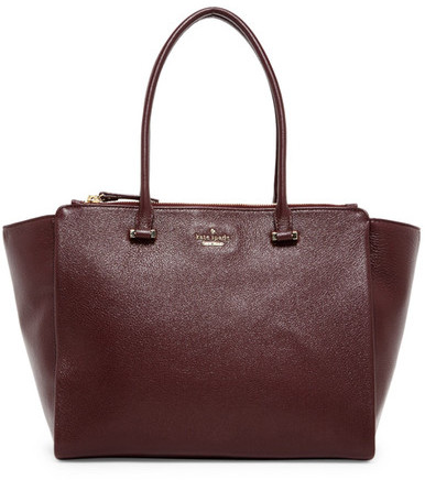 Kate Spade kate spade new york Emerson Place Smooth Holland Leather Tote