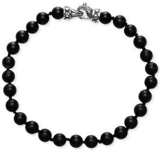 Scott Kay Men Onyx Bracelet