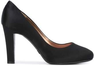 5e20128a854 Black Almond Toe Pumps - ShopStyle