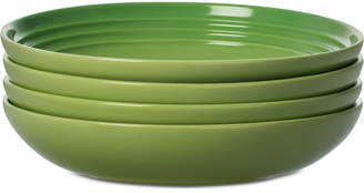 """Le Creuset 4-Pc. 8.5"""" Pasta Bowls Set"""