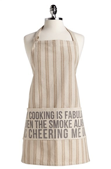 PRIMITIVES BY KATHY 'Cooking' Apron
