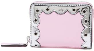 Juicy Couture Specchio Mini Leather Wallet