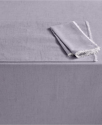 Lenox French Perle Violet Table Linen Collection