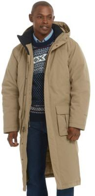 L L Bean Noreaster Commuter Coat With Gore Tex Knee
