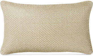 "Hotel Collection Patina 14"" x 24"" Decorative Pillow Bedding"
