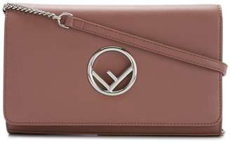 Fendi logo wallet on chain