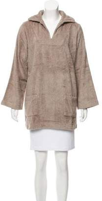 Lisa Marie Fernandez Long Sleeve Boyfriend Tunic