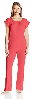 Arabella Women's Sleeveless Pajama Set