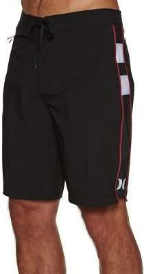 Hurley Board Shorts Phantom JJF 4 Board Shorts - Black