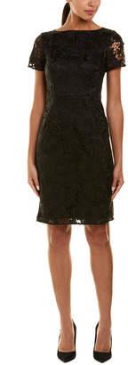 Lafayette 148 New York Lace Sheath Dress