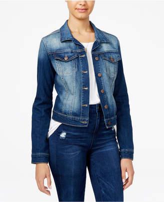 Jessica Simpson Juniors' Pixie Denim Jacket