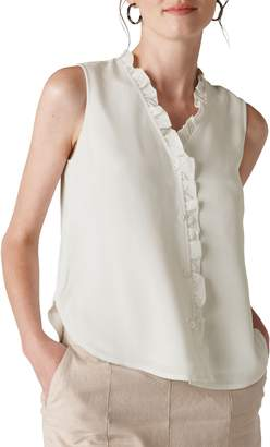 Whistles Maddie Frill Top