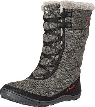 Columbia Women's Minx Mid II Omni-Heat Wool Snow Boot $32.13 thestylecure.com