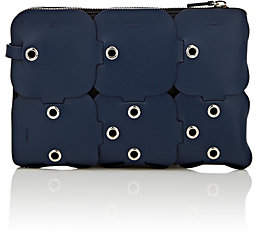 Paco Rabanne Women's Element Leather Pouch - Navy
