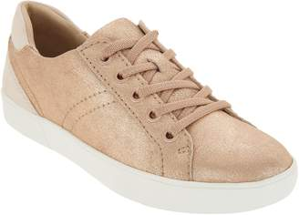 Naturalizer Lace-Up Leather Sneaker - Morrison