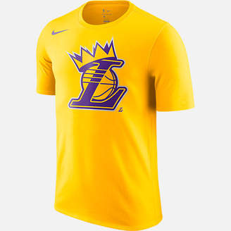 Nike Team Men's Los Angeles Lakers NBA Crown T-Shirt