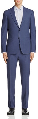 Z Zegna Subtle Glen Plaid Slim Fit Suit $1,395 thestylecure.com