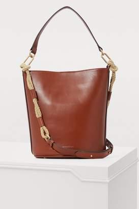 Vanessa Bruno Holly leather bucket bag