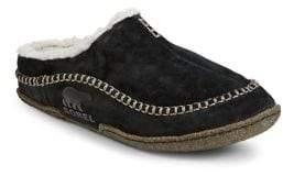 Sorel Faux Fur-Lined Slipper