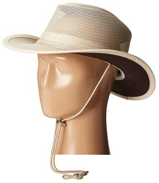 Stetson Mesh Covered Safari with Chin Cord Safari Hats
