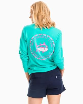 Southern Tide Classic Skipjack Long Sleeve Pocket T-shirt