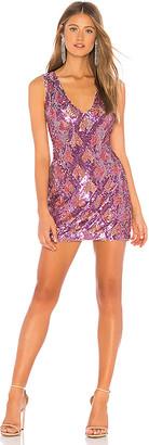 NBD X by Ciaro Embellished Mini Dress