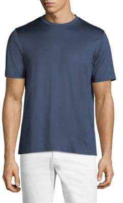 Brioni Crewneck Cotton Tee