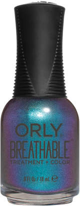 Orly Spring Breathable Shimmer Collection Nail Varnish - Freudian Flip 18ml