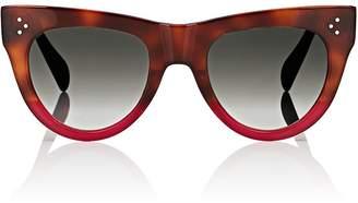 Celine Women's Rounded Cat-Eye Sunglasses