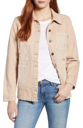 DEAR JOHN DENIM Claudia Oversize Denim Jacket
