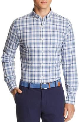 Vineyard Vines Deacon Plaid Slim Fit Button-Down Shirt