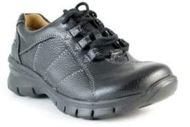 Nurse Mates Lexi Leather Lace-Up Shoes