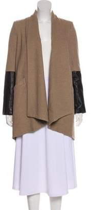 Mason Wool Structured Coat