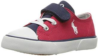 Polo Ralph Lauren Girls' Koni Sneaker