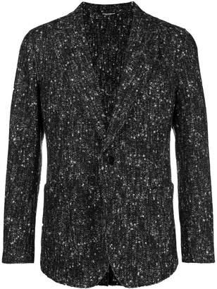 Dolce & Gabbana knit blazer
