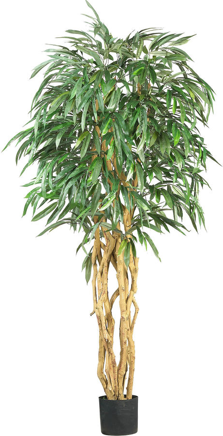 Asstd National Brand Nearly Natural 6-ft. Weeping Ficus Silk Tree