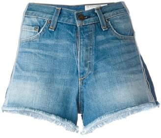 Rag & Bone Jean lateral detailing shorts