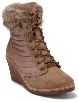 Ziginy Ames Wedge Boot